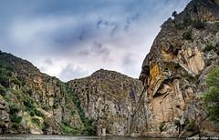 Arribes del Duero (cvielba) Tags: duero barco crucero mirandadouro portugal rio