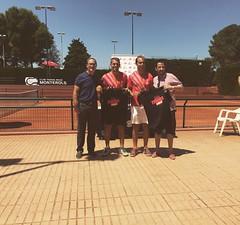 Tennis | El Nàstic aconsegueix dos campionats provincials