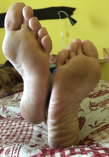 Are available? mature women foot fetish advise