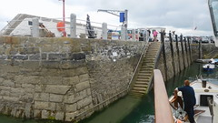 Day out with Father in Falmouth cornwall and boat trip to st Mawes 22 june 2017 (ecology_garden) Tags: