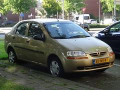 2004 Daewoo Kalos (harry_nl) Tags: netherlands nederland 2017 rotterdam daewoo kalos 83nvkf sidecode6