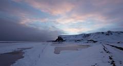 Iceland (richard.mcmanus.) Tags: iceland vik mountains mcmanus getty landsape arctic winter