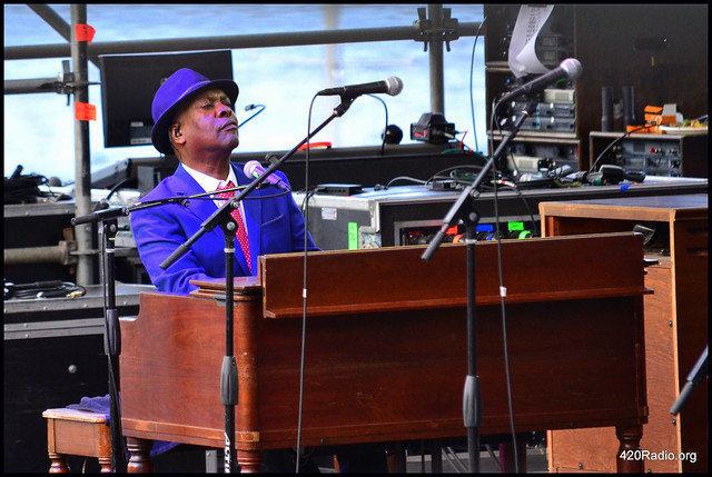 Booker T Stax Revue – Waterfront Blues Festival – Portland, OR – 07/03/17