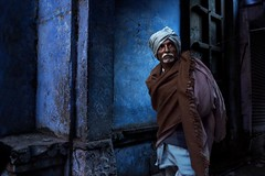 Bundi. Rajasthan. India. (Tito Dalmau) Tags: streey portrait people bundi rajasthan india
