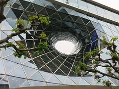 MyZeil (dungodung) Tags: shopping center myzeil shoppingcenter zeil building glass glassbuilding holeinabuilding frankfurt germany deutschland