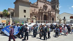 "Ministra Pérez Tello participó en entrega de restos de víctimas de la violencia en Ayacucho • <a style=""font-size:0.8em;"" href=""http://www.flickr.com/photos/156664909@N08/35499799170/"" target=""_blank"">View on Flickr</a>"