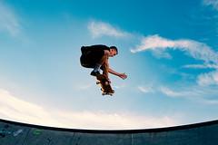 Brandon (Freedom Park) (DJawZ) Tags: skate skateboard fun action sports