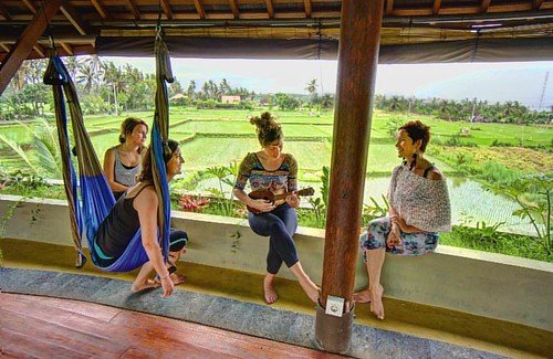 YOGA BALI: AN ECSTATIC PILGRIMAGE TO THE DIVINE SELF: Nov 1-8 http://balifloatingleaf.com/retreat_packages/yoga-bali-ecstatic-pilgrimage/  You are invited to set sail upon a rejuvenating spiritual voyage at a stunningly gorgeous Traveler's Choice award-wi