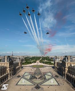 US AIR FORCE @ PARIS BASTILLE DAY 2017