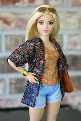 New Clothes (wizgerg3) Tags: mattel fashionista curvygirl barbie