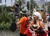 A fine display of cosplay fun