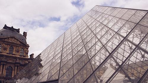 Glassy Louvre