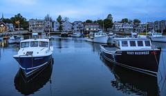 Rockport, MA (willsdad48) Tags: rockport massachusetts cape ann boston new england boats lobstermen sea ocean sunrise sunset travel travelphotographry bearskin neck fujifilm fujifilmxt2 myfujifilm