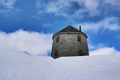 Skålatårnet (Orry_2000) Tags: 750d eos canon hard hike trip snow snø norge norway sognogfjordane skålatårnet skåla 1843mos 1843moh 1843