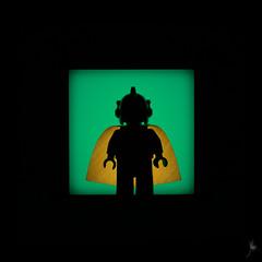 Shadow (370/100) - Retro Spaceman (Ballou34) Tags: 2017 7dmark2 7dmarkii 7d2 7dii afol ballou34 canon canon7dmarkii canon7dii eos eos7dmarkii eos7d2 eos7dii flickr lego legographer legography minifigures photography stuckinplastic toy toyphotography toys courbevoie îledefrance france fr 7d mark 2 ii eos7d stuck plastic nanterre puteaux blackwhite light shadow photgraphy enevucube minifigure 100shadow collectible series 17 retro spaceman space man