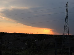 storm front (Andrew Penney Photography) Tags: lake hefner lakehefner atthelake okc sunsetorangepearl sunset colors