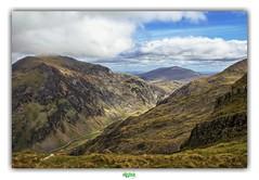 A WIDE WORLD FOR ME TO TAME (régisa) Tags: paysage landscape pass llanberis bwlch gwynedd wales galles cymru snowdon snwodonia valley mount mountain montagne thejesusandmarychain