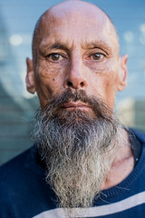 (James Stonley) Tags: auckland awesome amazing street portrait beard stranger nikon d750 50mm 100 strangers natural light k road