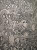 Museum of Everything (Jellibat) Tags: tasmania australia hobart darkmofo mona museumofoldandnewart berridale gallery art museumofeverything 2channeledfigurations madgegill spirit drawing myrninerest spiritguide