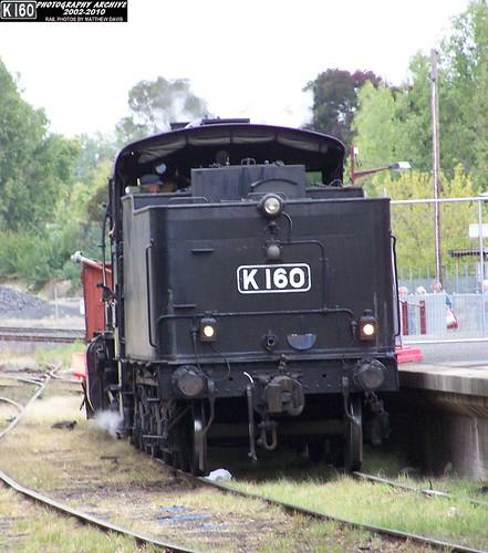 K160 Castlemaine