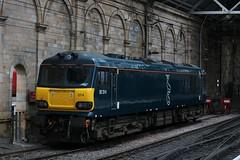 170711 - EDB - CS - 92014 - 2 (Sarahs_Railways) Tags: gbrf class 92 92014 caledonian sleeper midnight teal