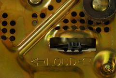 Loud (arbyreed) Tags: arbyreed macromondays bottomsup close closeup technology series strombergcarlson series500 device oldtechnology vintage hmm