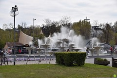Sparkling (petrOlly) Tags: poland polska polen pomorze europe europa gdynia tricity trójmiasto water fontanna fountain city