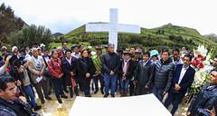 "Ministra Pérez Tello inauguró santuario ecológico en memoria de los mártires de Uchuraccay • <a style=""font-size:0.8em;"" href=""http://www.flickr.com/photos/156664909@N08/35718173492/"" target=""_blank"">View on Flickr</a>"