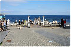 © • Sellin / Insel Rügen • (M.A.K.photo) Tags: sellin rügen inselrügen islandofrügen balticsea ostsee seebrücke pier treppe stairway mecklenburgvorpommern germany deutschland