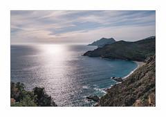 La Corse 007 Bussaglia-Porto Ota (wideness) Tags: 16mm 2017 busch corse corsica fels france frankreich fujifilm fujifilmxt2 fujinon fujinon16mmf14rwr himmel hügel juni kallisté korsika küste küstenlinie mediterraneansea meer mittelmeer rebeccalilylrpreset reise strand wolke xt2 beach bush cloud coast coastline hill june rock sea sky sonne sun travel travelling