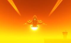 Trifan 600 (labencore) Tags: secondlife sl aviation trifan vtol aircraft plane