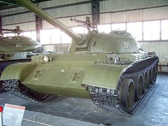 "T-54 Model 1949 1 • <a style=""font-size:0.8em;"" href=""http://www.flickr.com/photos/81723459@N04/35771605445/"" target=""_blank"">View on Flickr</a>"