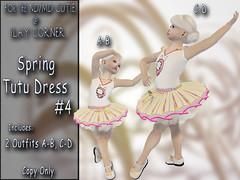 AD-BOARD-NDMD-CUTIES-2016-Spring-Tutu-4 (PLAY CORNER @ ND/MD CUTIES) Tags: play corner playcorner ndmd cuties ballerina tutu dress