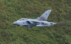 Test the water first... (Newage2) Tags: wales lowlevel lowflying lfa7 cadeast raf tornado gr4 marham bulkhead