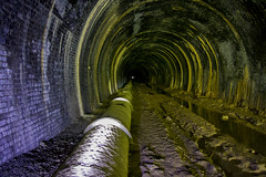 Wenvoe Tunnel interior
