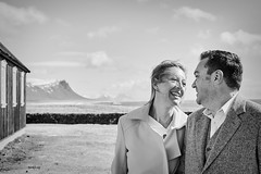 Nadia and Patrick 2 (bjarkihalldors) Tags: canoneos5dmarkiii canonef2470mmf28l ísland iceland búðir wedding brúðkaup búðakirkja