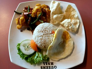 Chicken & Fried Rice