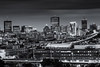 Downtown (Vintus Okonkwo fotografi) Tags: malonepark view boston skyline tobinbridge zakimbridge financial district vintus okonkwo vintusokonkwo nisifilters 10stopper towerprudential blackandwhite cityscape backbay clouds stretch smooth charlesriver eastcoast seascape stretchy wideangle canon5dmarkiii long exposure trails high dynamic range blue sky dramatic outdoor skyscrapers buildings magenta goldenhour twilight photographer professional postcard poster wallpaper abstract realestate