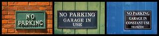 No Parking in RGB