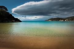 When you least expect it (luigig75) Tags: sea seascape landscape italia italy lenticular clouds cloud lenticolari nubi nuvole canon 70d canonefs1022mmf3545usm 1022 weather