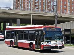 Toronto Transit Commission 8620 (YT   transport photography) Tags: ttc toronto transit commission nova bus lfs