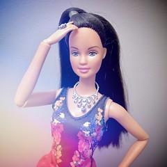 #TeresaIsBack (rob_1994) Tags: teresaisback teresa dance flex barbie mattel doll brunette fashionistas body 1990 face