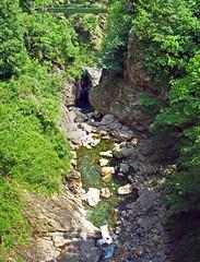 Torrente San Bernardino visto dal Ponte Casletto - Parco Nazionale Val Grande, Piemonte Italia (frank28883) Tags: parconazionalevalgrande cicognavb torrentesanbernardino passerella torrente stream