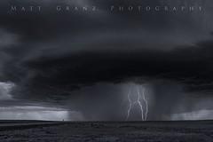 The Core (Matt Grans Photography) Tags: lightning lightening storm cell cloud core supercell