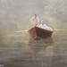Early morning fishing at Biltmore (sjohnstoncpa) Tags: biltmore foggy water northcarolina paddle