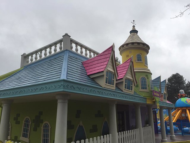 The Furchester Hotel Live Building