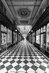 Galerie Véro-Dodat (Guibs photos) Tags: eos7d canonefs1022mmf3545usm paris iledefrance france vérododat galerie magasin gallery shop noiretblanc blackandwhite tourisme tourism louboutin