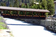 Champoluc, Ayas (vastanogiovanni) Tags: fiumi ponti valledaosta vacanze 2011