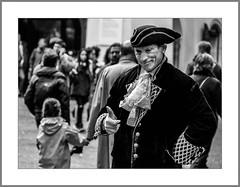 Der Spaßmacher (The funmaker) (alfred.hausberger) Tags: innsbruck tirol österreich at spasmacher strasenkünstler streetftotografie