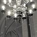 Sacral chandelier